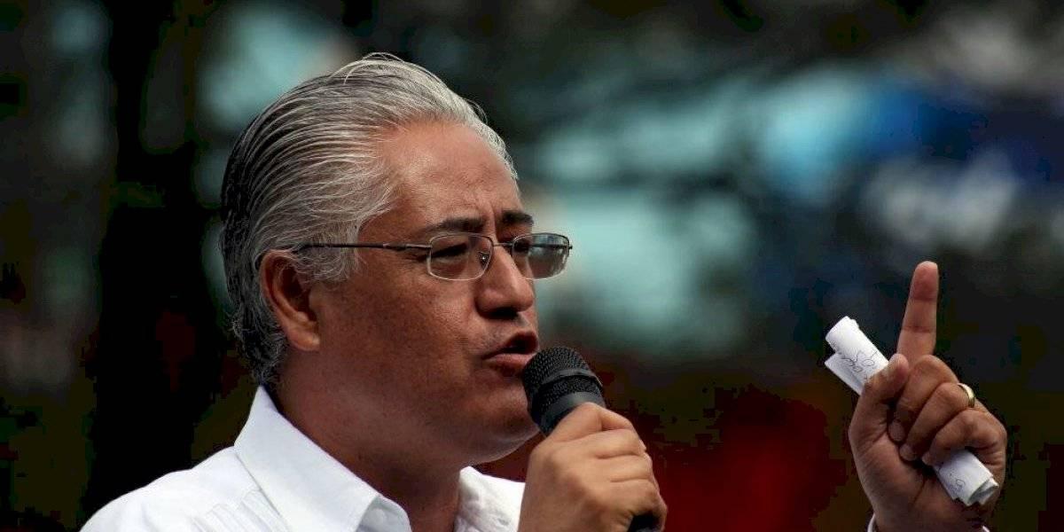 Secuestran a Alejandro Vera, ex rector de la Universidad Autónoma de Morelos