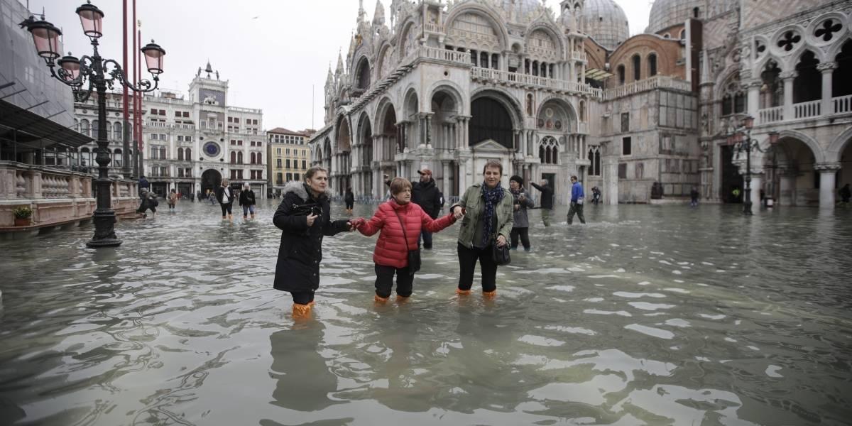 ¿Por qué Venecia aún no tiene lista la solución? Estado de emergencia para la ciudad italiana tras histórica inundación