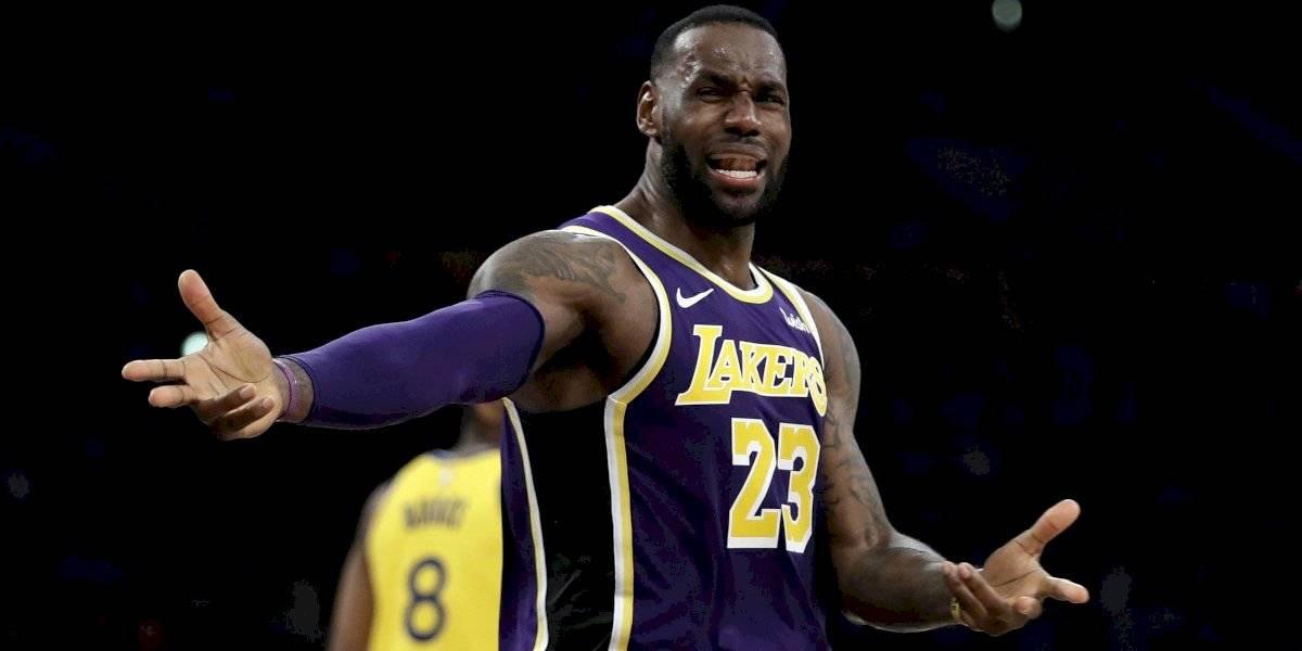 NBA: Los Lakers siguen imparables y le pegan otro cachetazo a los disminuidos Warriors