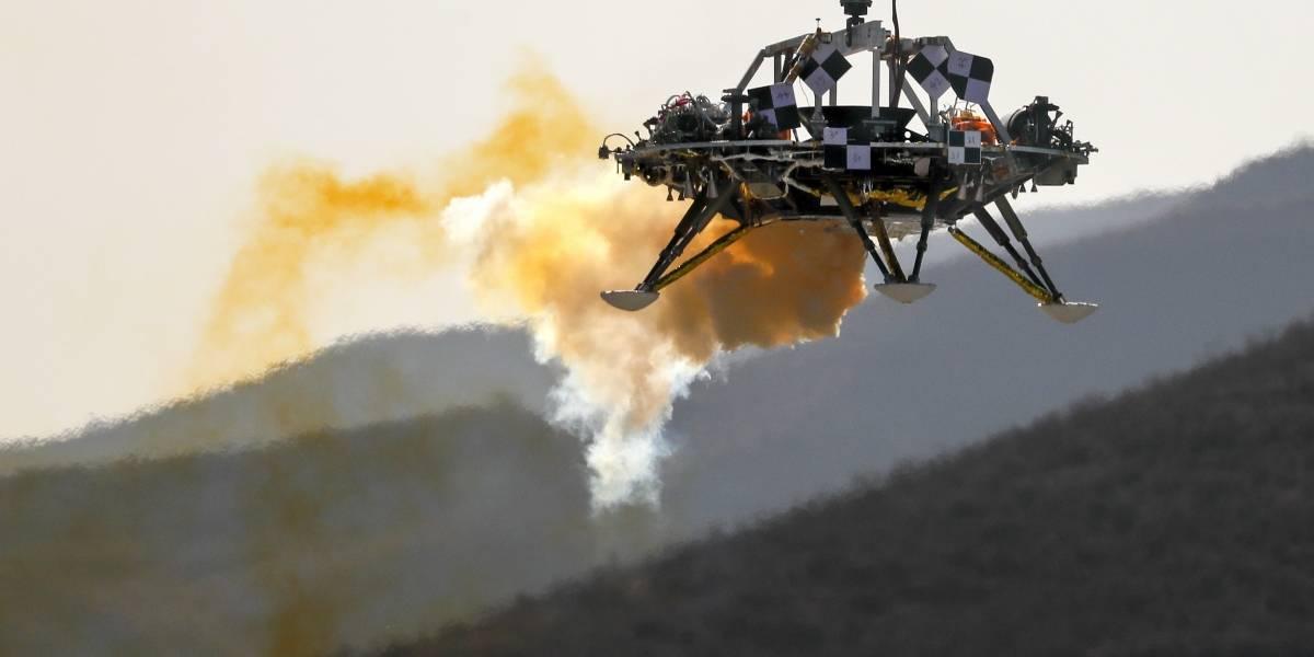 Esta es la sonda espacial con la que China busca conquistar Marte