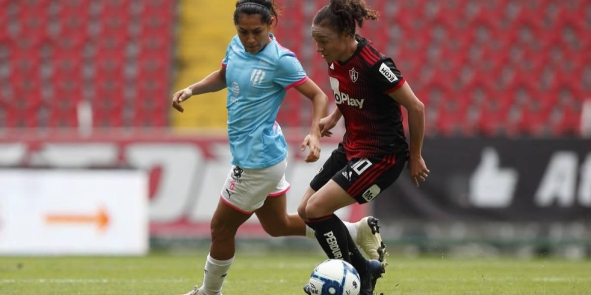 Atlas y Monterrey no se hicieron daño en el duelo de ida