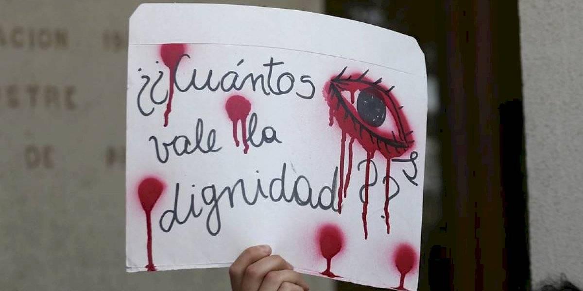 Cortes ordenan a Carabineros abstenerse de utilizar balines y limitar uso de lacrimógenas en Concepción y en las cercanías del hospital de Temuco