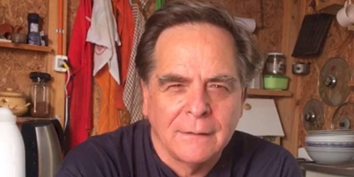 """El emotivo llamado de Felipe Berríos por un país más justo y en paz: """"Literalmente nos hemos sacado los ojos los chilenos unos a otros"""""""