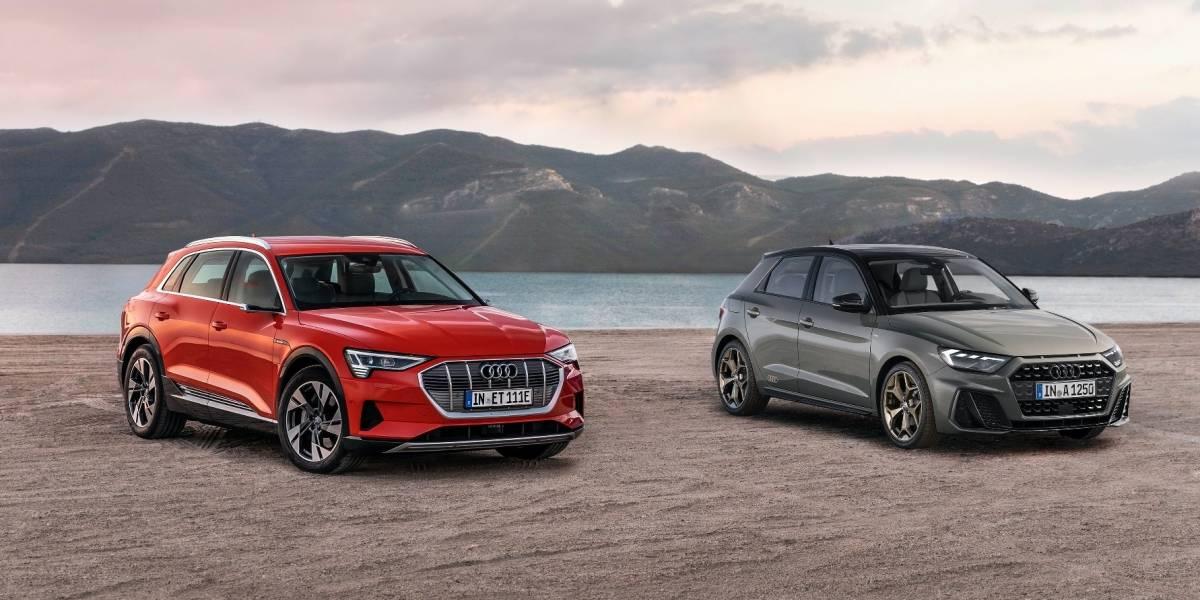 """Audi e-tron y A1 fueron premiados en el """"Golden Steering Wheel"""""""
