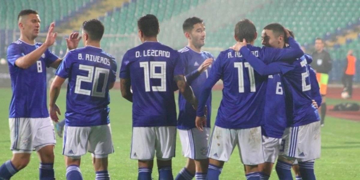 Paraguay derrotó a Bulgaria y sumó confianza de cara a las Clasificatorias