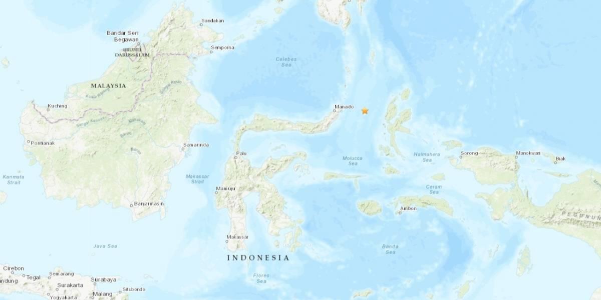 Alerta de tsunami descartada: terremoto magnitud 7.4 golpea a Indonesia