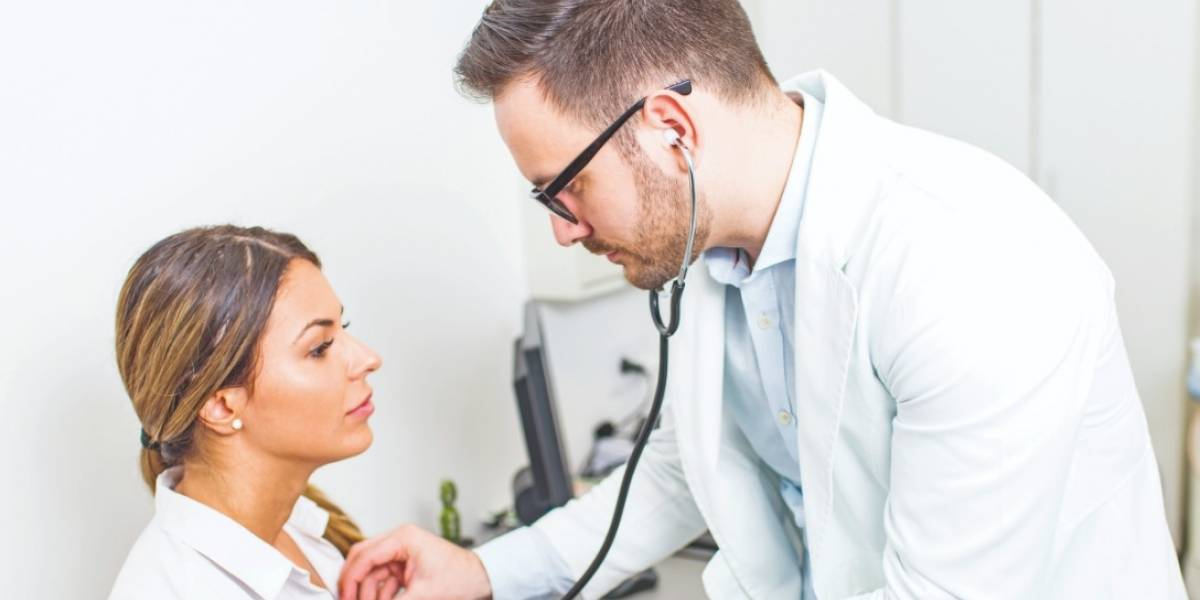 Porque tu salud es importante, hazte un chequeo médico