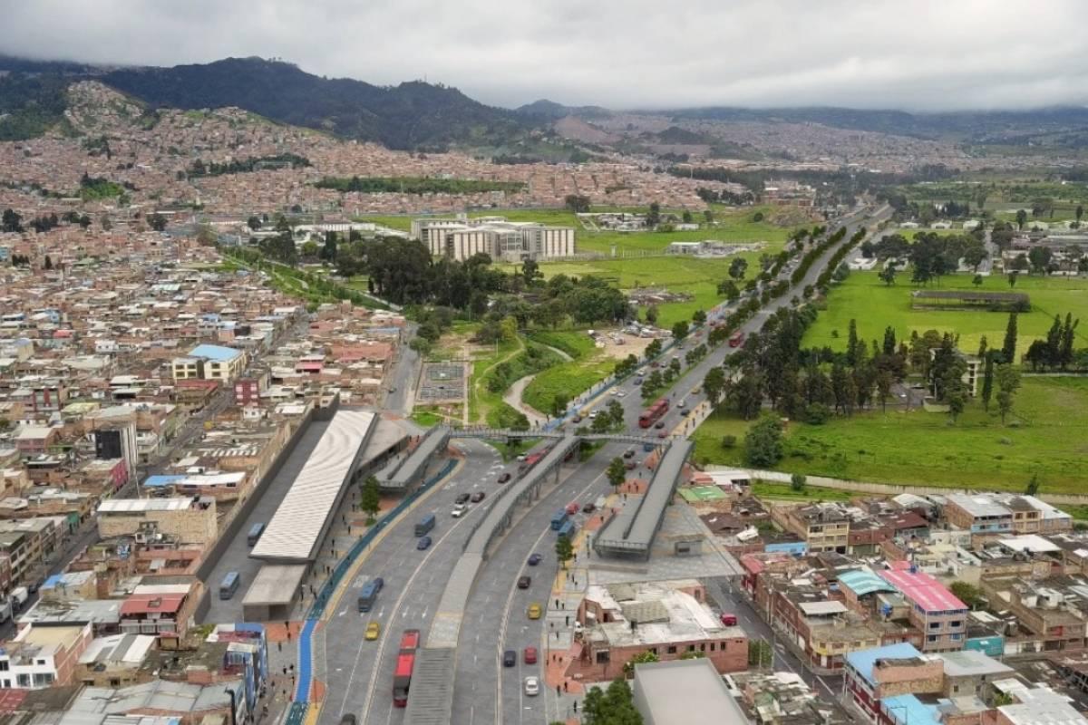 NOTICIAS: Así será la ampliación de la troncal Caracas - Publimetro Colombia