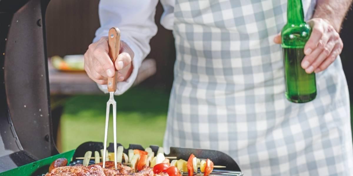 8 artículos indispensables para los que aman cocinar en la parrilla