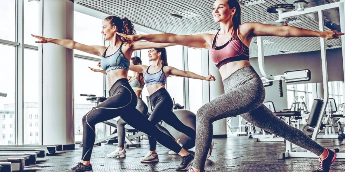 Ponte fitness en estos gimnasios