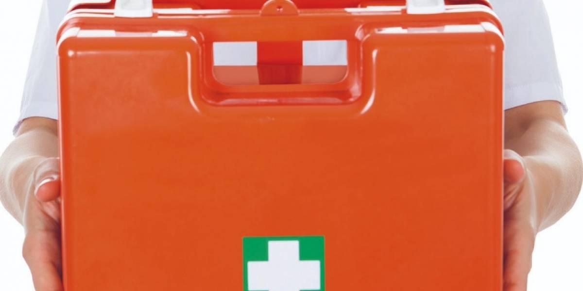 Aprovecha para armar tu botiquín de primeros auxilios