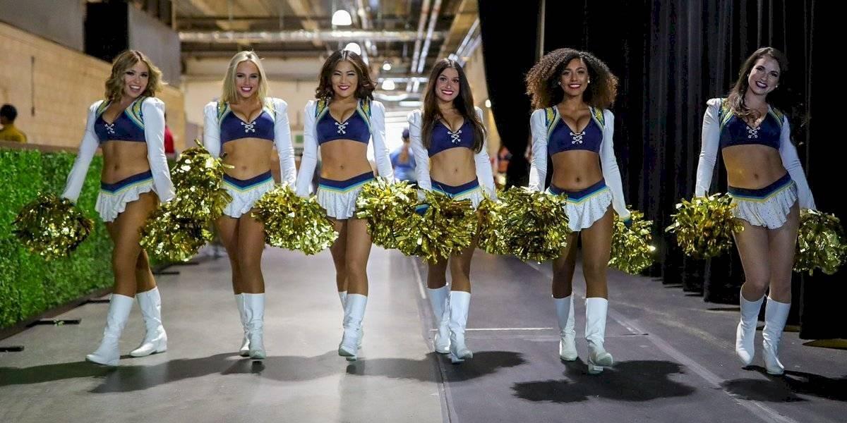 Porristas de los Chargers ya viajan a México para juego de NFL