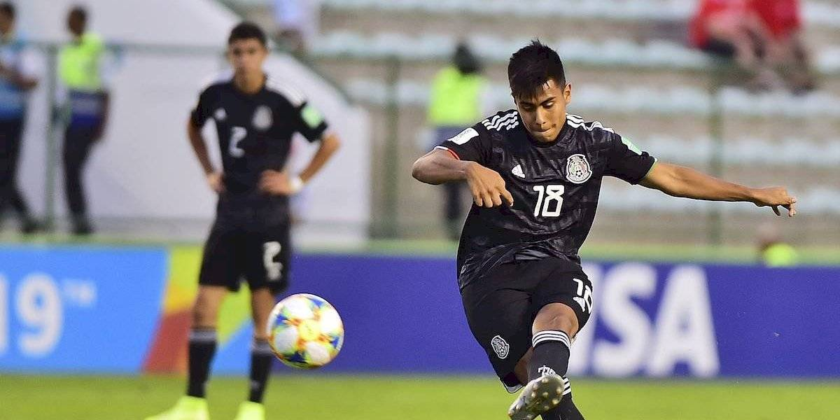 VIDEO: Golazo de Efraín Álvarez le da a México empate ante Holanda