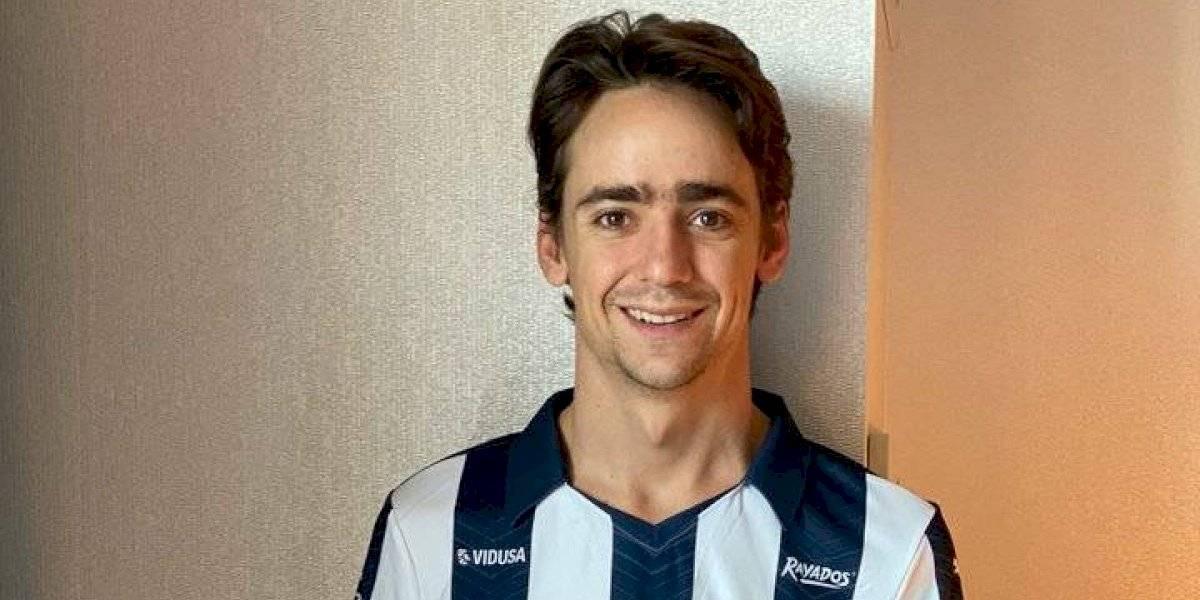 Trollean a Esteban Gutiérrez por playera que recibió de Rayados