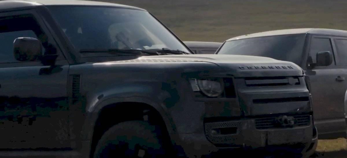 El vehículo de James Bond