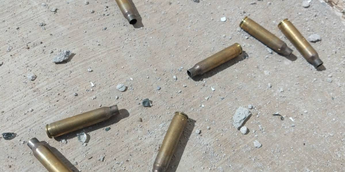 Enfrentamiento entre narcos y militares en Nuevo Laredo deja 7 muertos