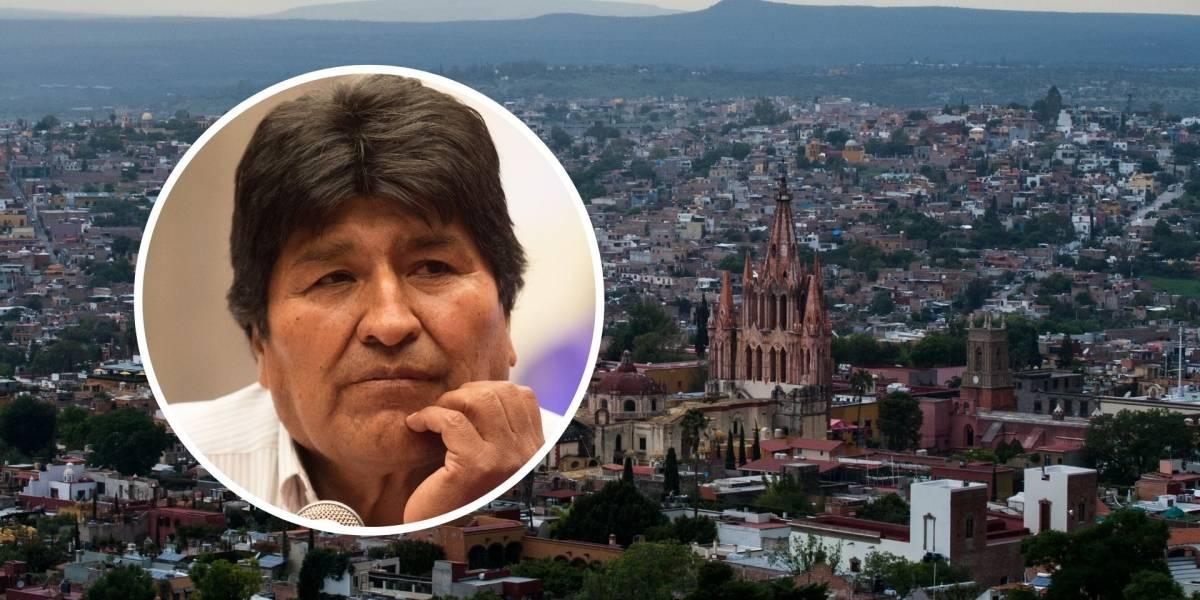 El costo de vivir en San Miguel de Allende, posible nueva residencia de Evo