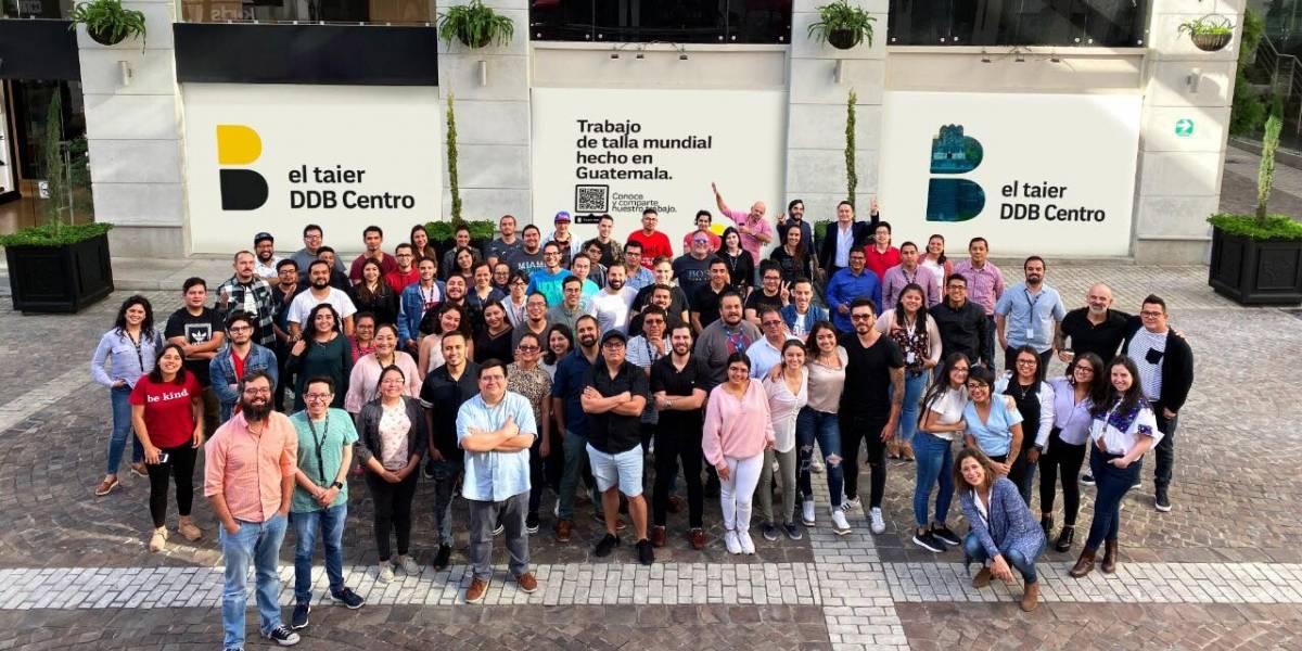 ¡Qué orgullo! Guatemaltecos son reconocidos en importante festival de publicidad