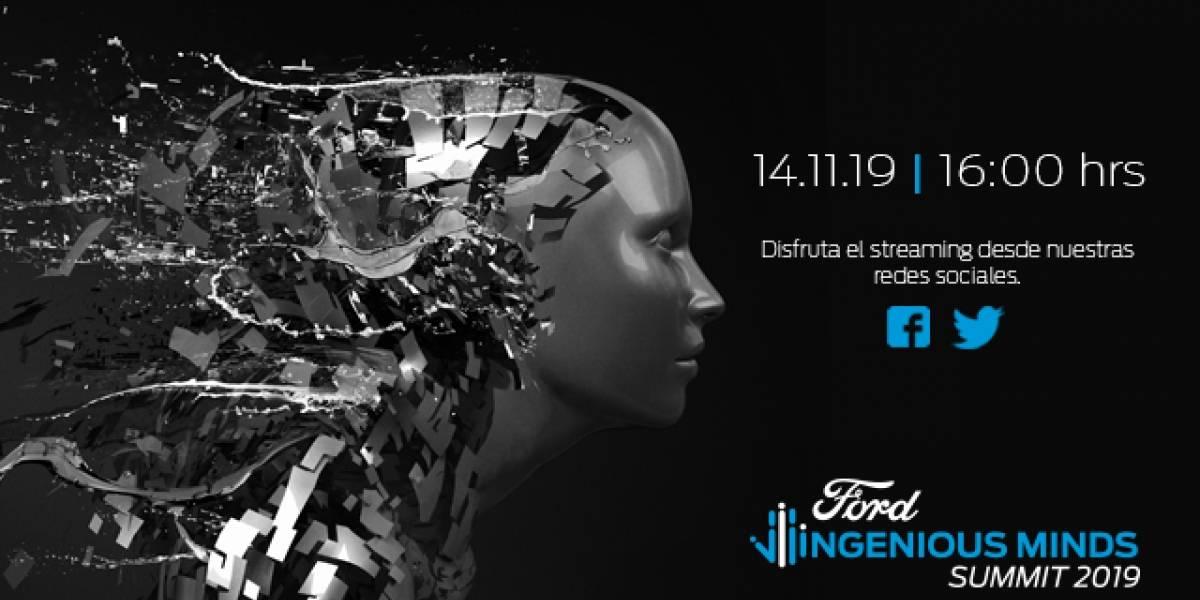 ¿Qué es Ford Ingenious Minds?