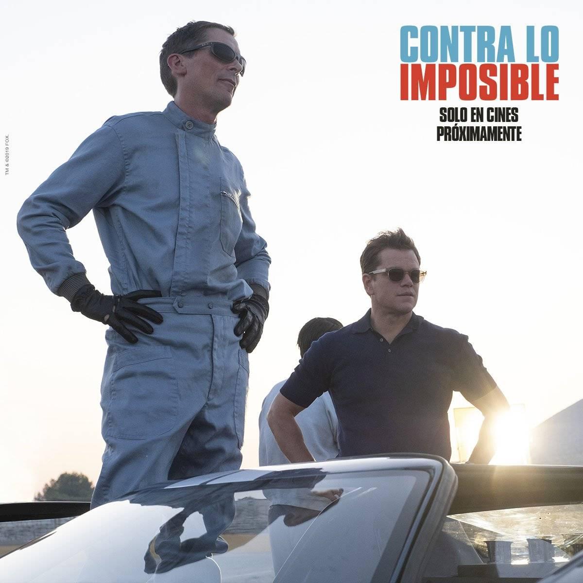 Contra lo imposible, se estrena este 15 de noviembre