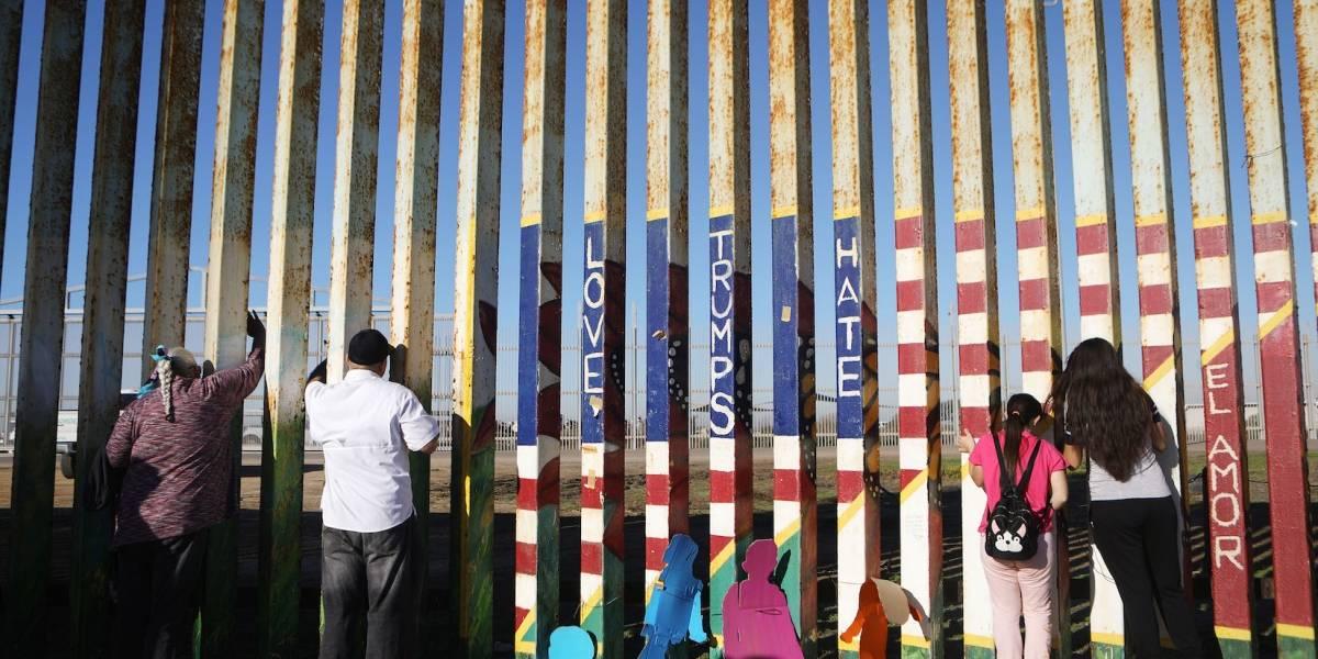 Disminuyen 14% las detenciones de migrantes en frontera entre EU y México