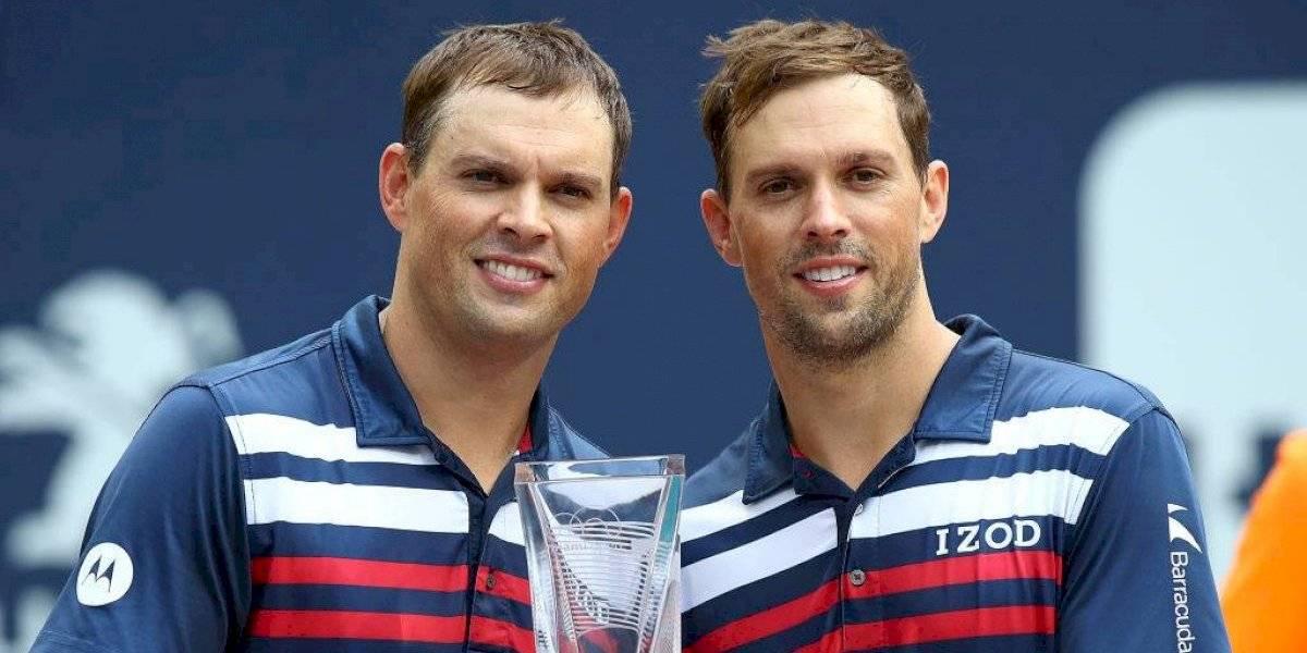 Fin de una era: Los hermanos Bryan anuncian su retiro del tenis en 2020