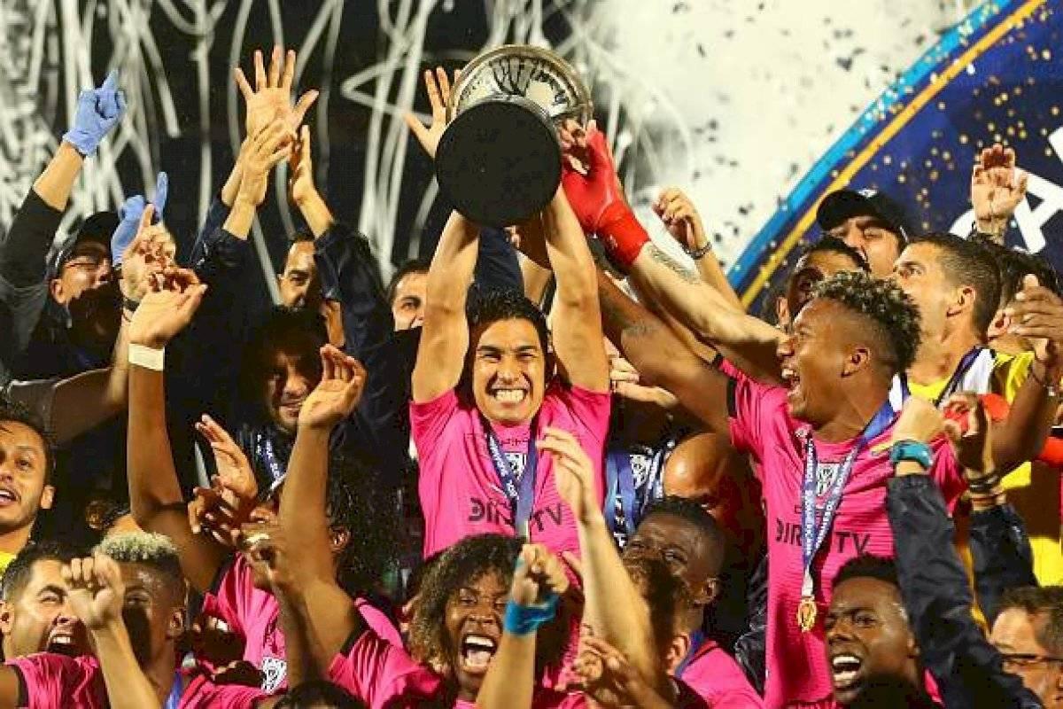 ¡Independiente del Valle, campeón indiscutible! Denuncia de Colón de Santa Fe es improcedente - Metro Ecuador