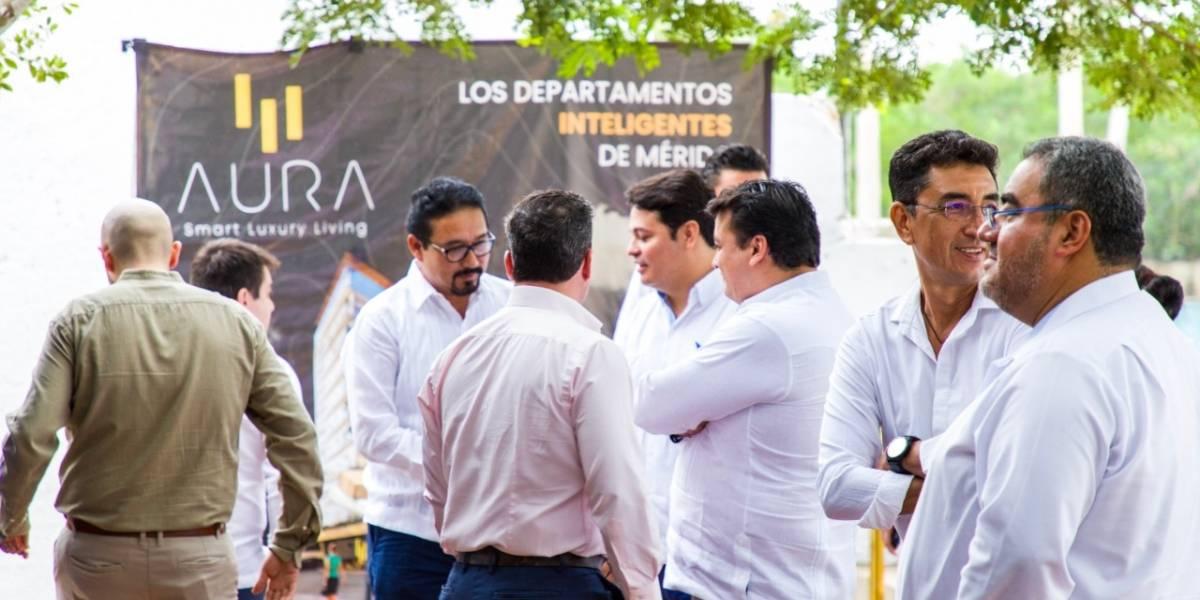 """Este el primer desarrollo inmobiliario """"inteligente"""" que se construirá en México"""