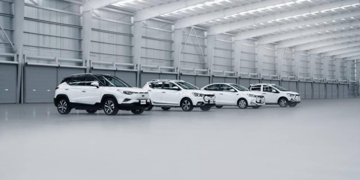 Conoce los cinco vehículos eléctricos de JAC que llegarán en 2020