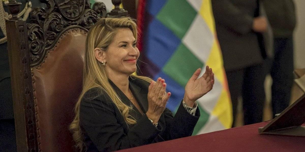 Guatemala reconoce a Áñez como presidenta interina de Bolivia