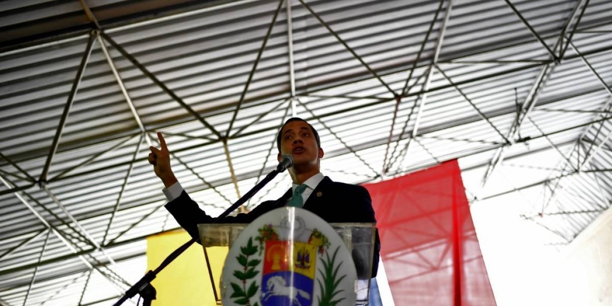 Nuevo gobiernode Bolivia reconoce a Juan Guaidó comopresidente de Venezuela