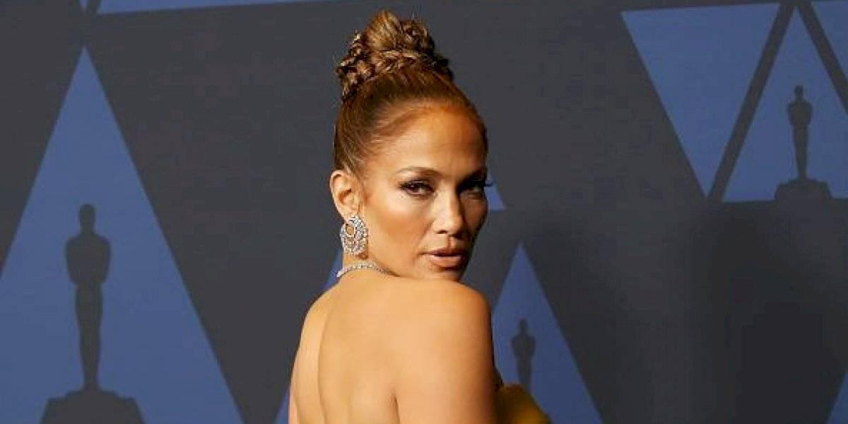 """Jennifer Lopez, se te vio """"hasta el alma"""""""