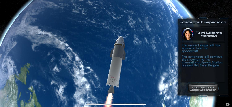 La NASA presenta llamativa aplicación para móviles donde puedes ser piloto