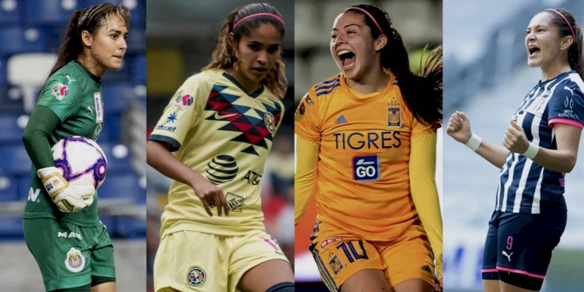 Liga MX Femenil: ¿dónde y a qué hora ver los cuartos de final?