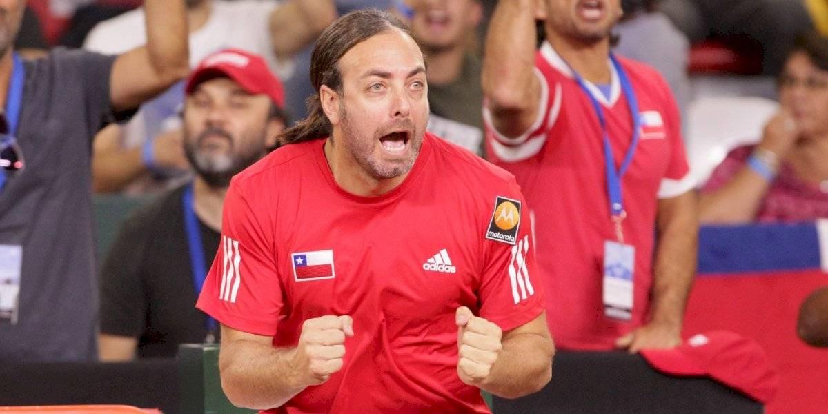 """Chile se ilusiona con algo grande en las Finales de la Copa Davis: """"Nos viene bien la cancha"""""""