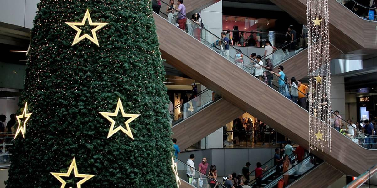 Empleos temporales de Navidad corren peligro por la crisis
