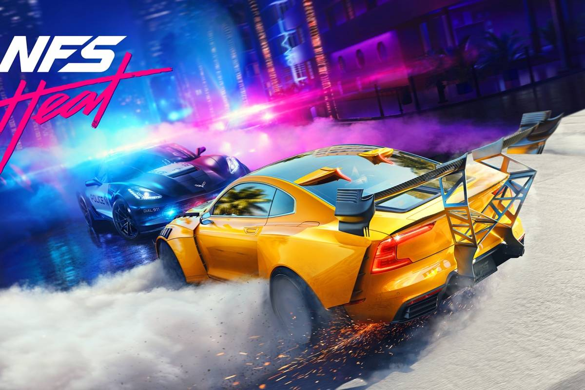 Entretenido otra vez: Review de Need for Speed Heat [FW Labs]