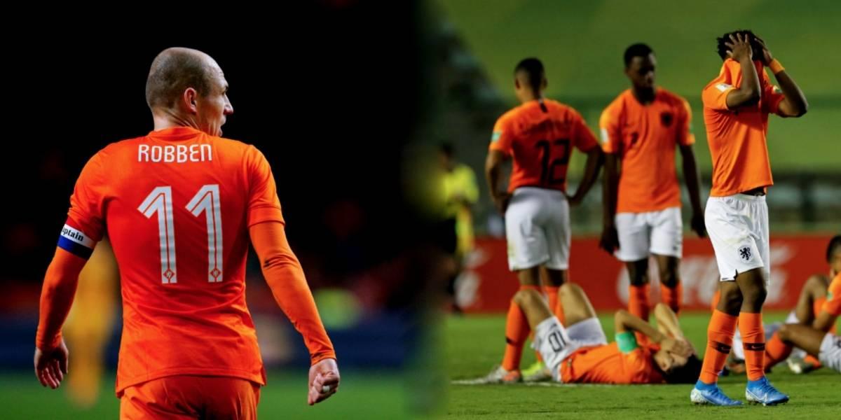 México vence a Holanda en Mundial Sub 17 y reviven el #NoEraPenal