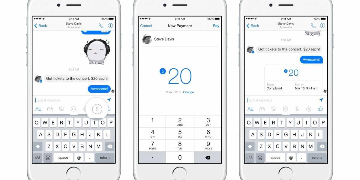 Facebook estreia sistema de envio de dinheiro por WhatsApp, Messenger e Instagram