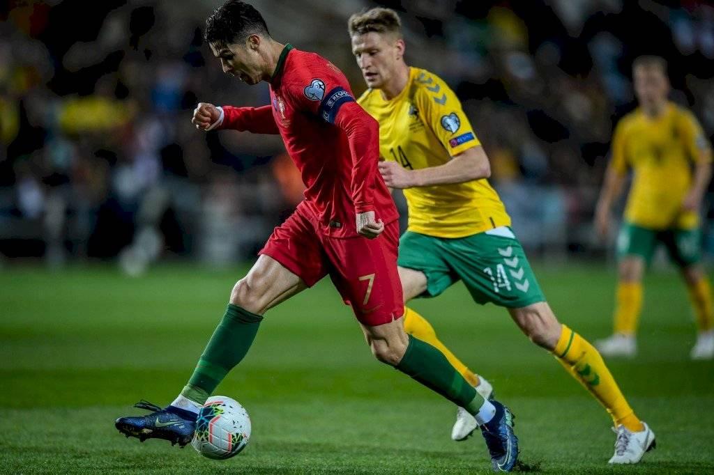 Portugal vs Lituania, Eliminatorias Euro 2020