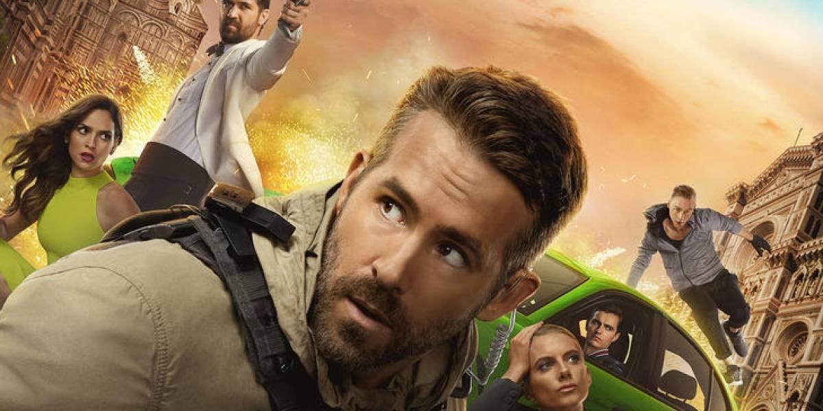 Ryan Reynolds estrela novo trailer de Esquadrão 6, filme da Netflix