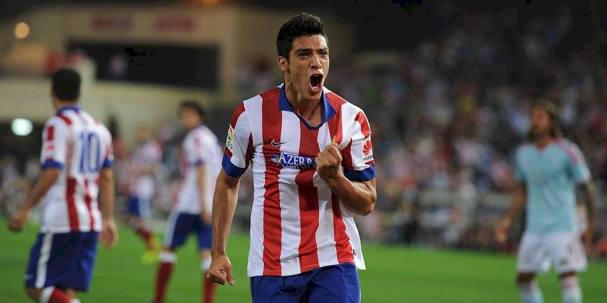 En el Atlético de Madrid se arrepienten de vender a Raúl Jiménez