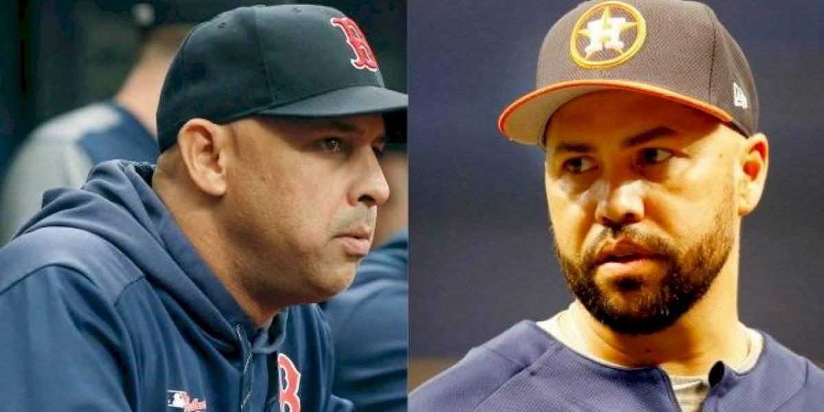 Carlos Beltrán y Alex Cora enfrentan escándalo en la MLB de sus tiempos en Houston