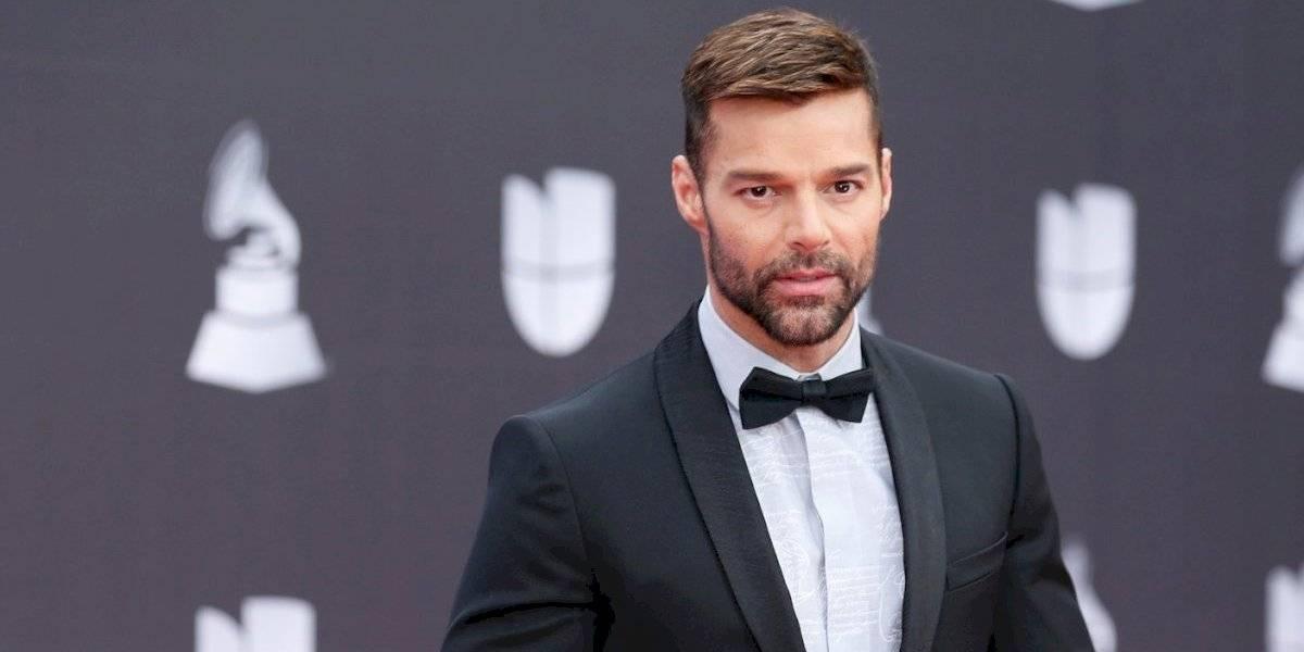 """Ricky Martin: """"Fuera Wanda"""""""