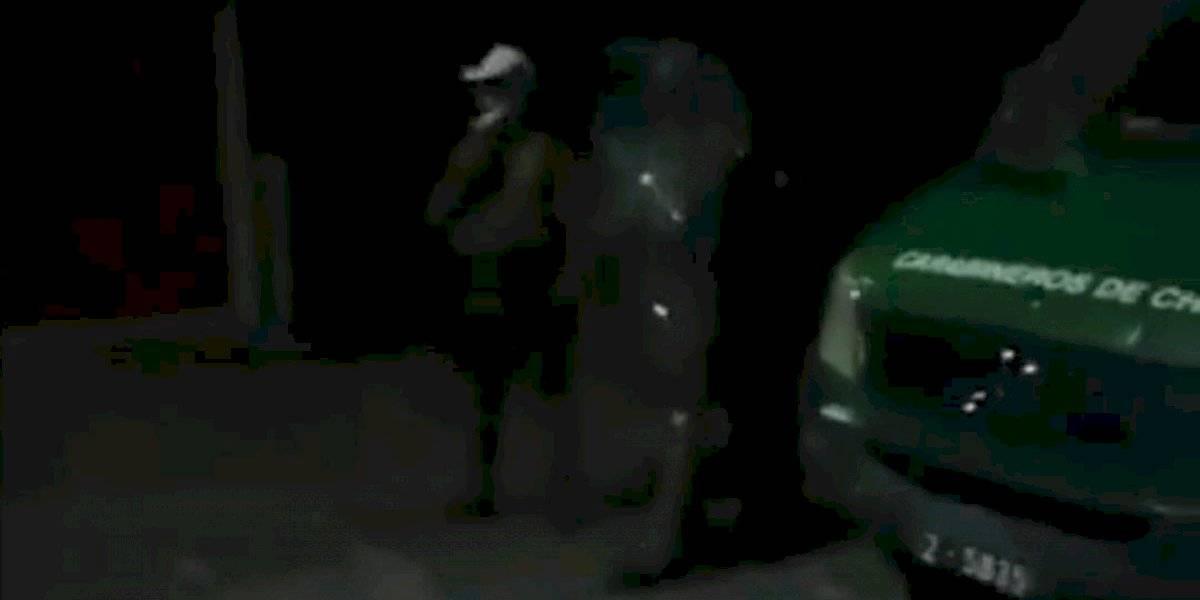 """Carabineros detiene a grupo de niños y adolescentes en Villa Alemana: diputado del Frente Amplio denuncia que menores declararon """"violencia física y verbal"""""""