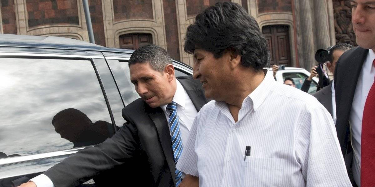 Yo instruí que la Sedena proporcionara protección a Evo Morales: AMLO