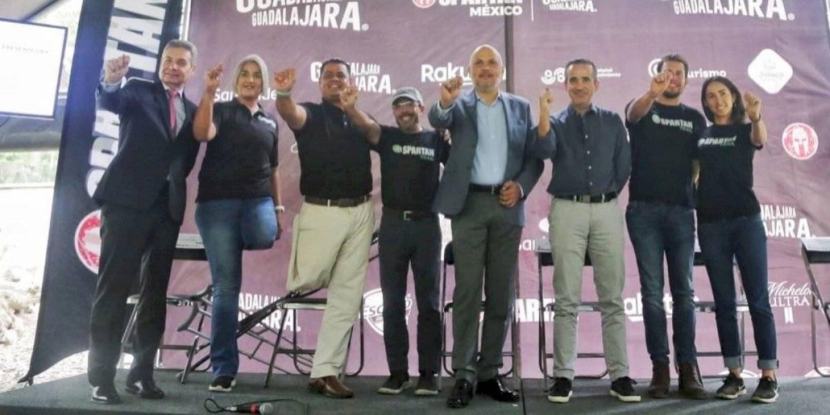 La carrera Spartan vuelve a Guadalajara luego de tres años de ausencia