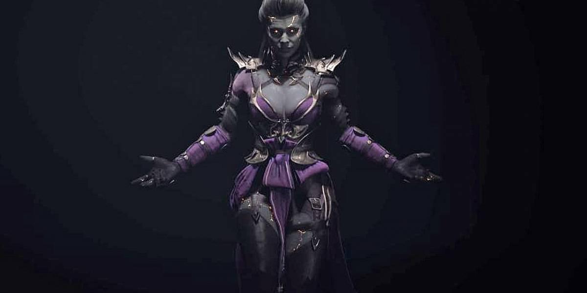 Mortal Kombat 11: Se estrena gameplay de Sindel previo a su lanzamiento