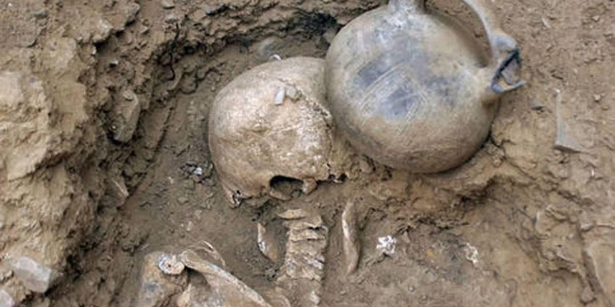 Hallan un templo de 3.000 años en Perú