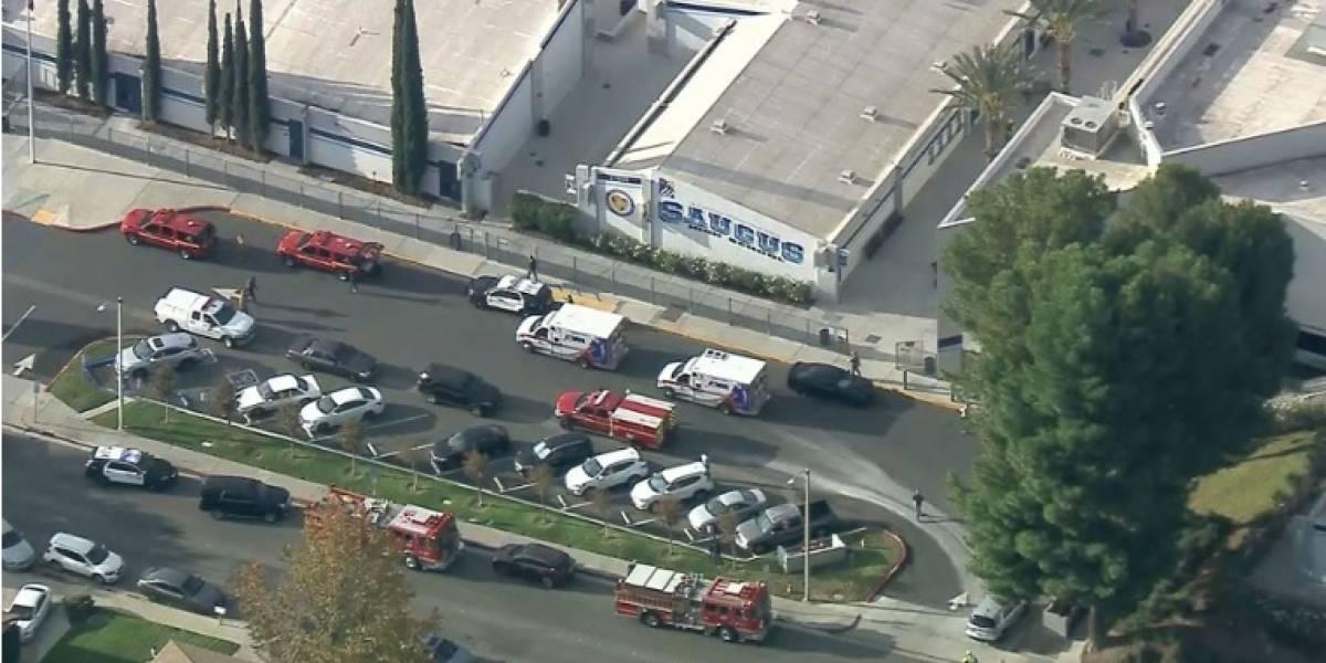 14 de noviembre 2019: Al menos un fallecido y cuatro heridos tras tiroteo en California